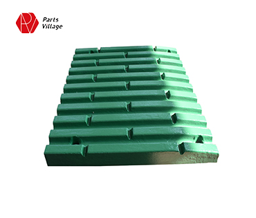 Jaw Plate For Metso