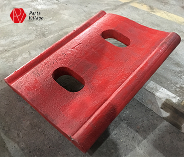 Other Jaw Crusher Parts For Shanbao