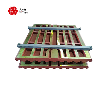 Customized Jaw Plate