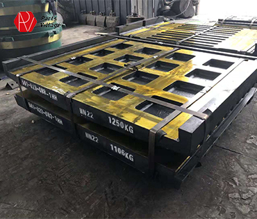 Jaw Plate For Terex