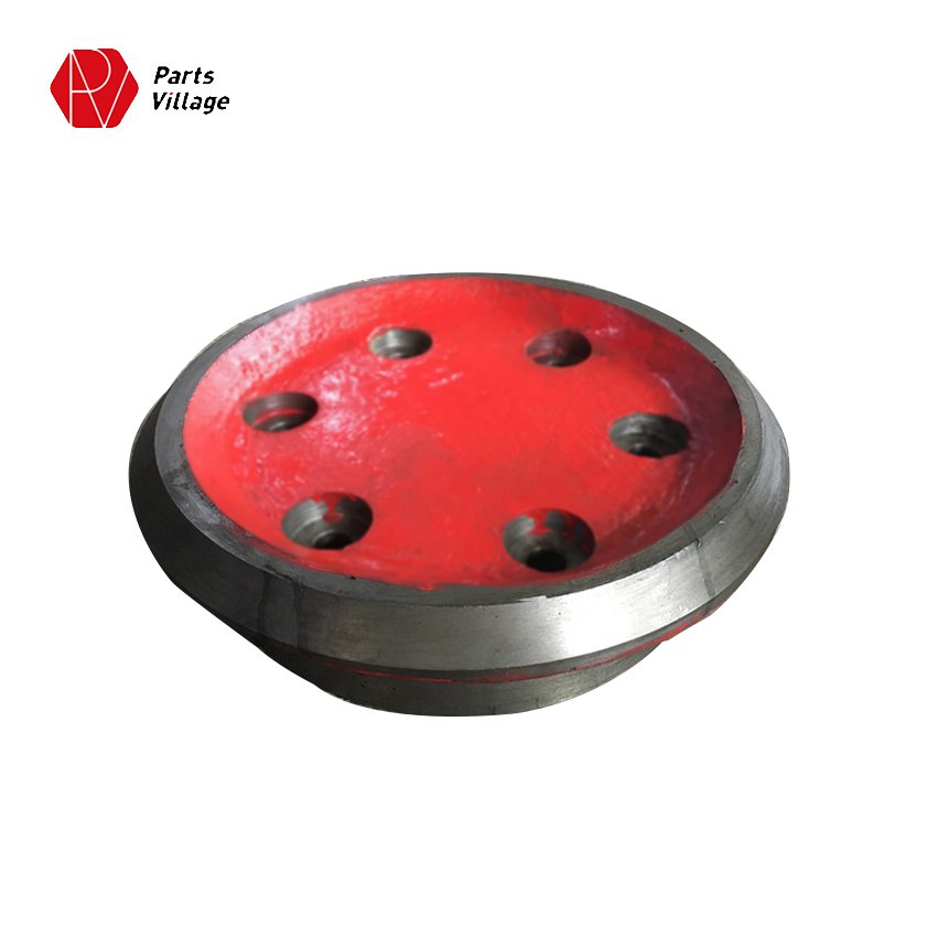 Spare parts for PY Series cone crusher